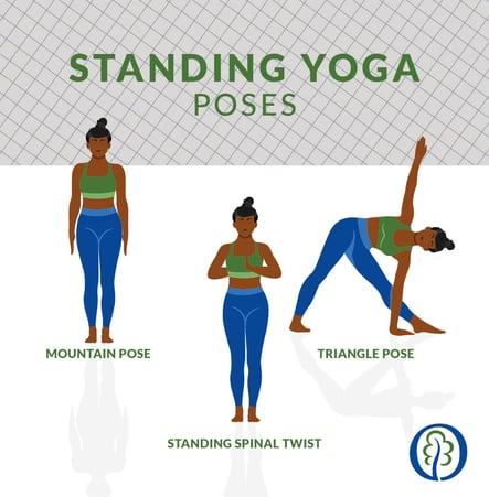 728492491_Guide to Yoga_Origin_BlogStanding Yoga Poses