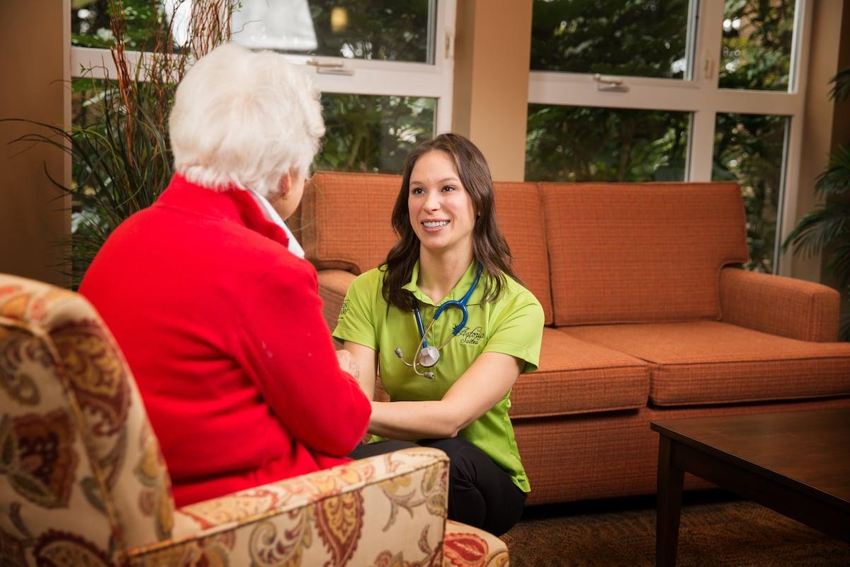Origin Active Lifestyles Senior Living Blog Recognizing Senior Anxiety