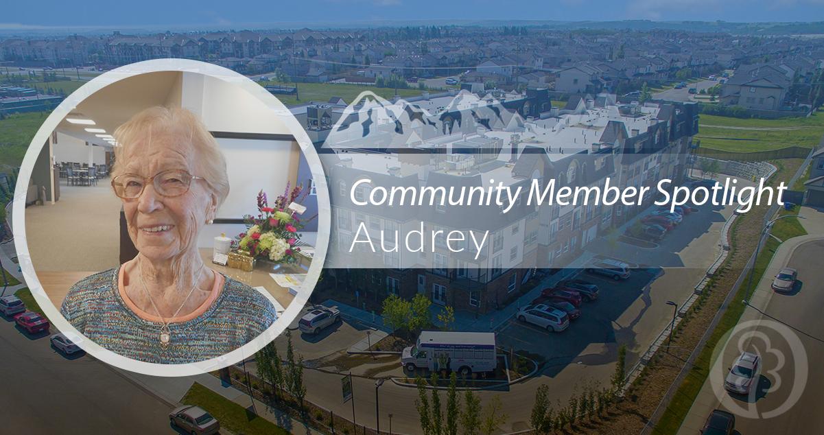 Audrey Spotlight Origin Active Lifestyle Communities