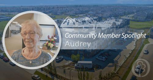 Audrey, Community Member Spotlight   Swan Evergreen Village