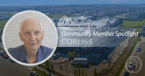 Corliss, Community Member Spotlight |Swan Evergreen Village