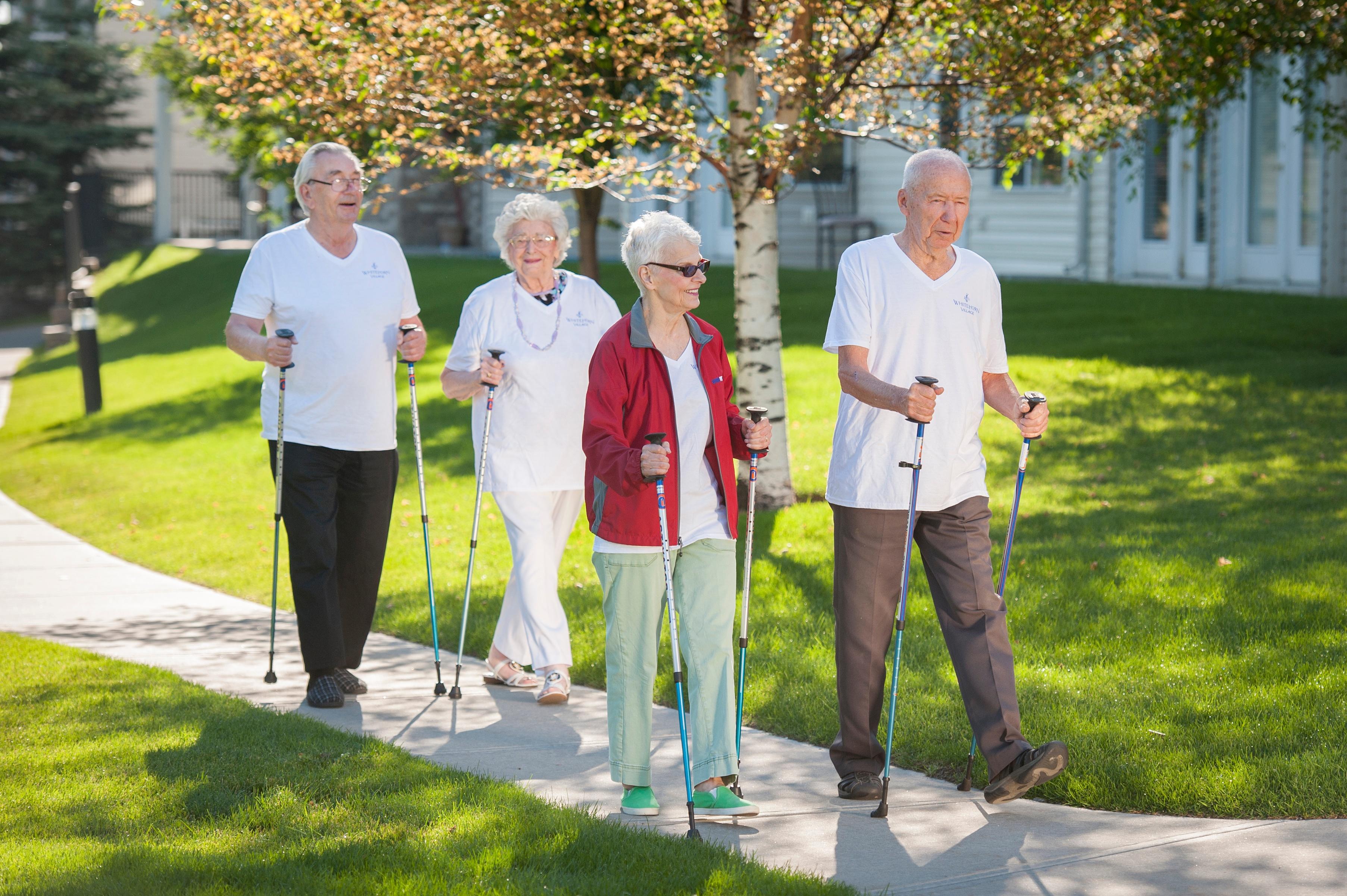 Whitehorn Village_Active Seniors