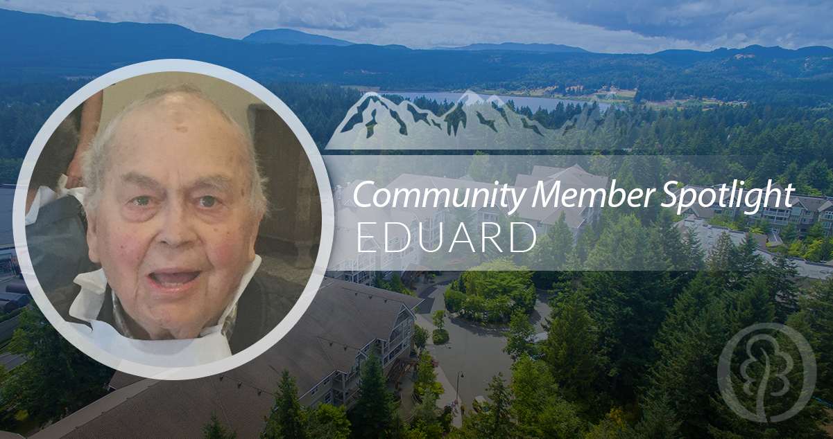 Eduard, Community Member Spotlight | Origin at Spring Creek