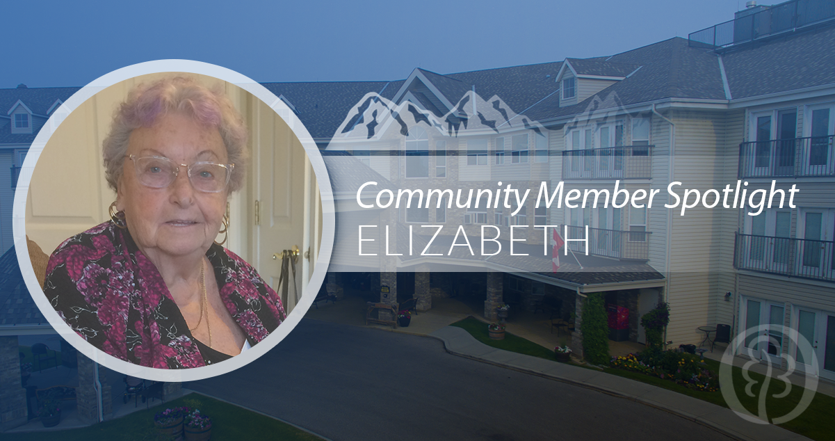 Elizabeth, Community Member Spotlight | Whitehorn Village