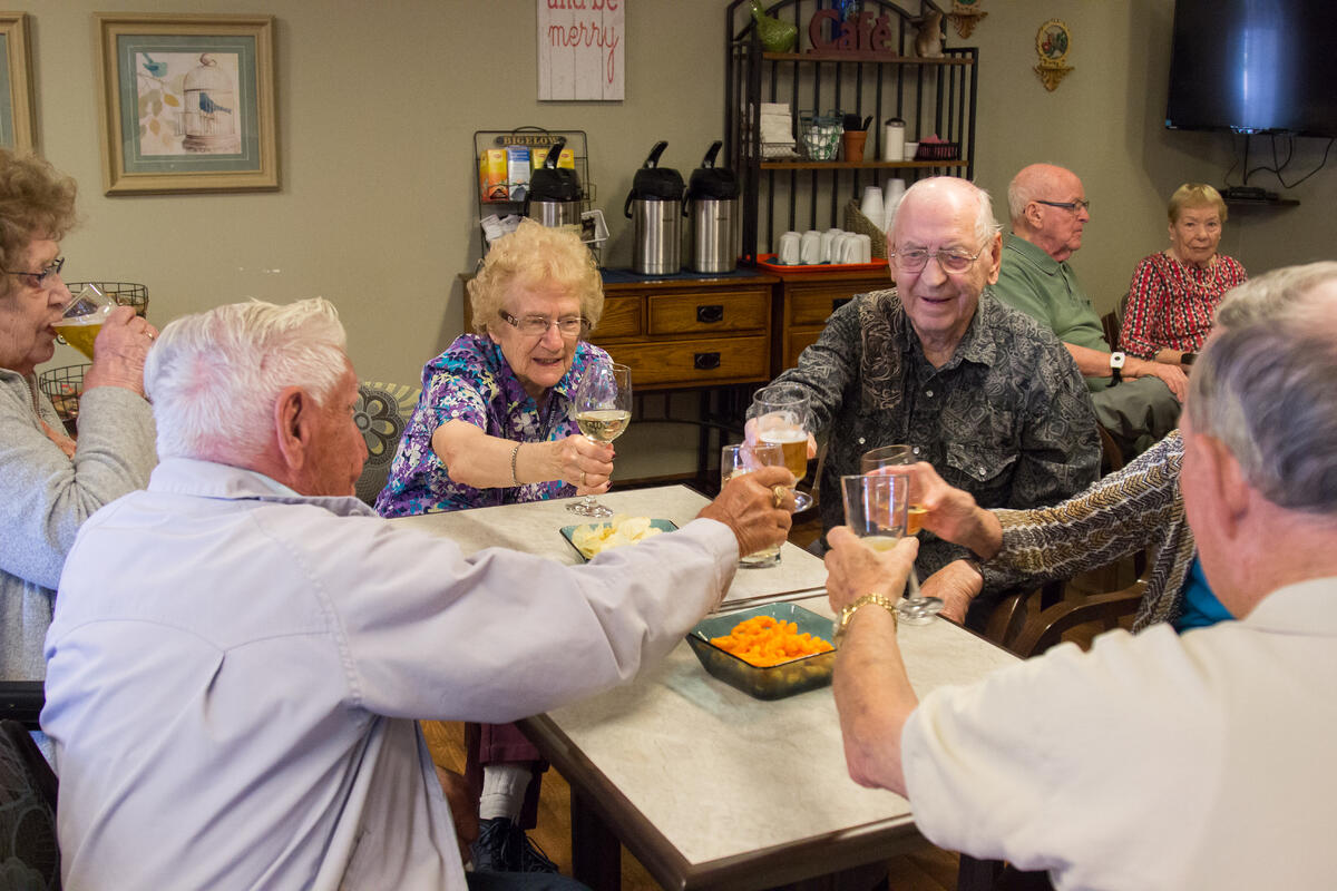 Origin Active Lifestyles Senior Nutrition