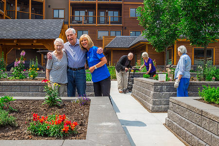 The Value of An Active Living Community for Older Adults