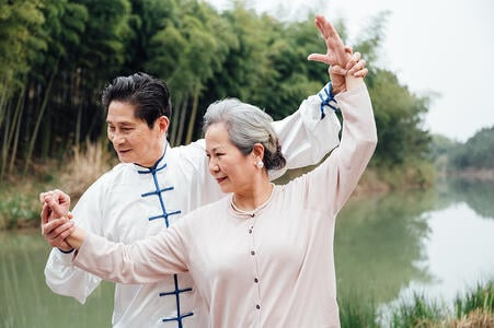 Celebrating Movement: The Benefits of Yoga and Tai Chi