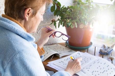 Activities to Promote Cognitive Function in Dementia Caregiving
