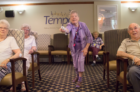 New Technology in Senior Care