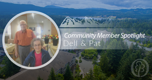 Dell & Pat, Community Member Spotlight | Spring Creek