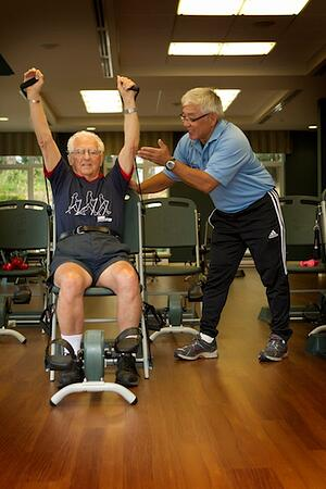 reduced mobility activity
