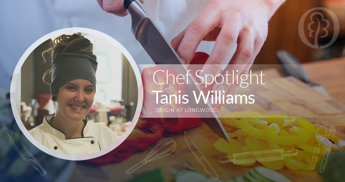 Chef Tanis Williams_Origin