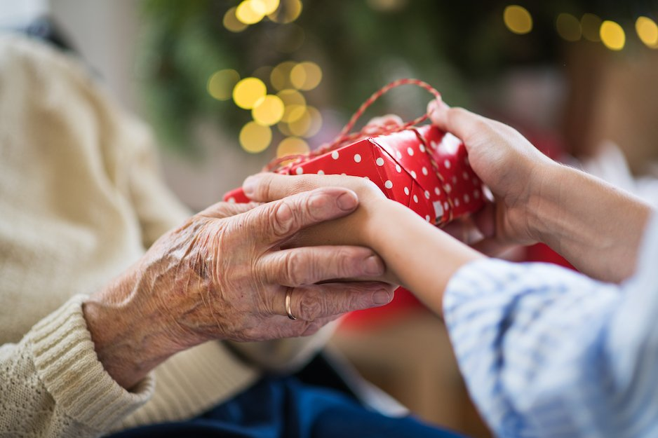 Meaningful and Purposeful Gifts for Seniors That Help Connect with Family by Origin Active Lifestyle Communities