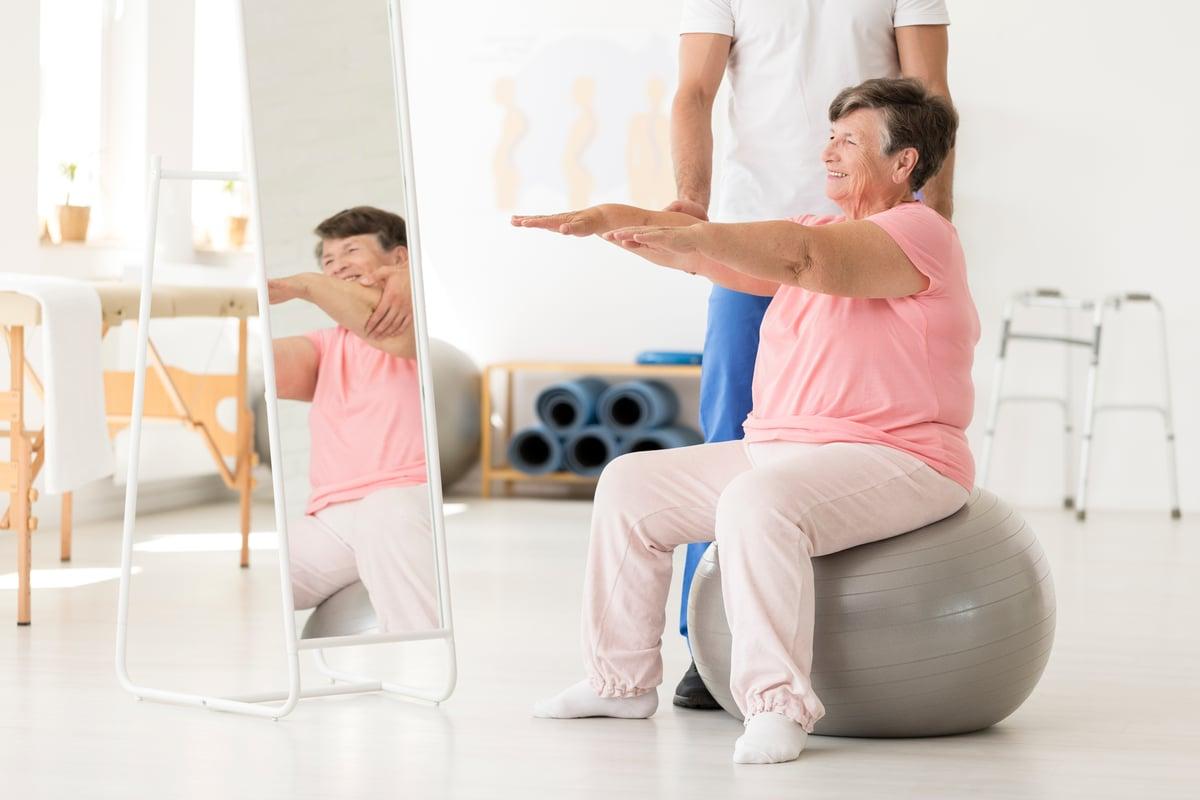 Senior Exercising_Origin Active Lifestyle