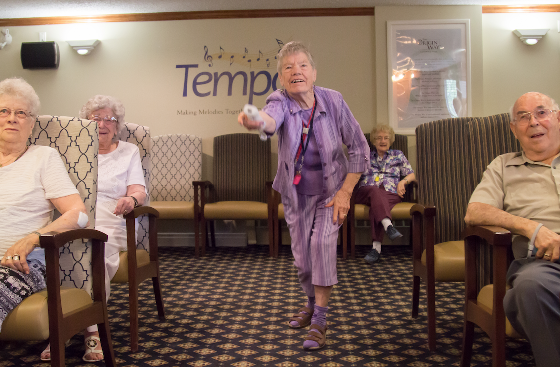 New Technology in Senior Care_Origin Active Lifestyle Communities